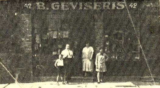 B Geviseris