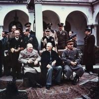 1945 February 4-11 Yalta Conference