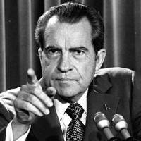 1971 August 15 Nixon ends Gold Standard Currency