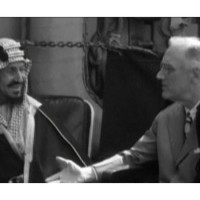 1945 April 5 President Roosevelt Writes King Ibn Saud
