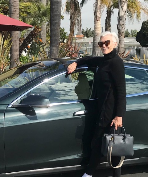 Moved up the right channels ~ Maye Musk – 2facetruth.com